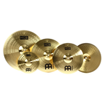 MEINL HCS HCS141620 KIT SET DI PIATTI  (14 hi-hat 16 crash 20 ride) + FREE SPLASH 10