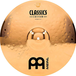 MEINL CLASSICS CUSTOM MEDIUM CRASH 16""