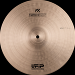 "UFIP FX-08TSL EFFECTS 8"" TRADITIONAL SPLASH L - PIATTO PER BATTERIA"